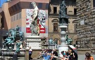 The Piazzas of Florence