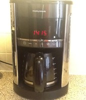 SOLD - Morphy Richards Coffee Machine