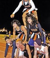 Boys Cheerleading is a sport!