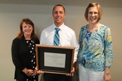 Brett Delaney - Middle School Teacher of the Year