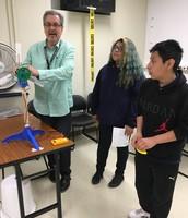 8th Grade Argonne National Laboratory Trip