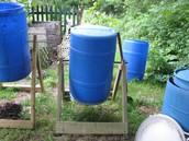 A Compost Tumbler!