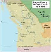 UK and US jointly agree to occupy Oregon 1827