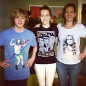 Bridgit's family