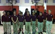 Fifth Grade, Second Quarter, Honor Roll Recipients