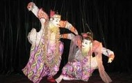 Myanmar culture of puppet shows