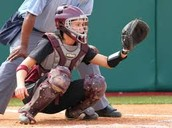 Maybe even play catcher!