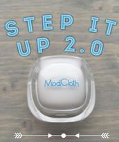 Step it Up-date - Week 3!