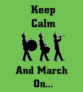 March on marching band!
