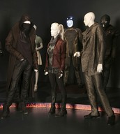 Stap 3: Kostuums props