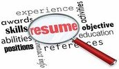 Come join me for a short presentation on how to write a résumé!