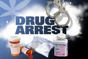 8. Arrests for drug law violations this year are expected to exceed the 1,663,582 arrests of 2009. Law enforcement made more arrests for drug abuse violations (an estimated 1.6 million arrests, or 13.0 percent of the total number of arrests) than for any other offense in 2009.