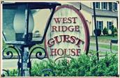 West Ridge Guest House - Pennsylvania