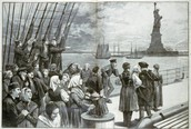 When did Russian immigrants first Come ?