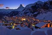 Zermatt Matterhorn Ski resort Gift Shop