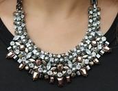 Kahlo Bib Necklace (so stunning!)