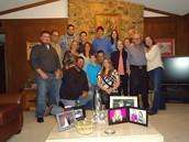 The Whole Family...Sorta