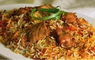 Murgh (Chicken) Biryani