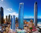 FIVE STAR HOTEL -                                                                      HILTON SURFERS PARADISE