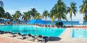 A Haitian Resort