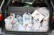 Are all of these plastic bags piling up at your house?