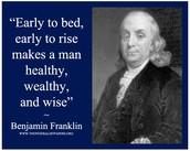 About Benjamin