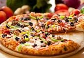 מאכלים איטלקיים- פיצה