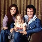 Elvis's family