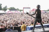 Warped Tour with BVB