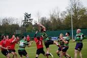 Old Boys take on Desborough