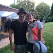 Ryan Lochte and Amy Kirpatrick