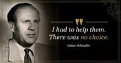 Oskar Schindler Quote