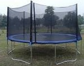 Jumping on Trampolines.
