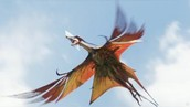 Leonopteryx Flying