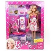 Girls Barbie Doll