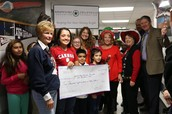 Prize Patrol Visits Cannon!