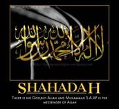 Iman,or Shahadah