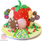 """Strawberry"" Short Cake!!! :)"