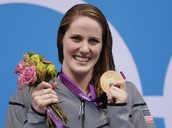 Missy Franklin — 2012 Gold Medalist