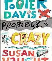 Footer Davis Probably Is Crazy by Susan Vaught