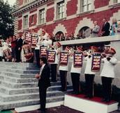 Ellis Island in 1990