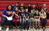 Super Hero Day at Hawthorne on Friday!