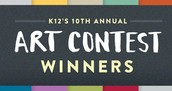 2015 K12 Art Contest Winners