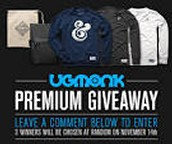 Premium item give-away