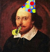 Happy Birthday, Shakespeare!
