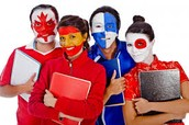 Canada present and in the future