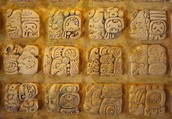 Mayan language,numbers,and words