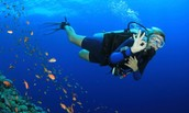 Scuba diving for all ages
