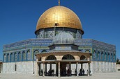 נושא ראשון: חשיבות העיר לשלוש הדתות