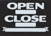 Open and Close Hours
